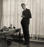 HORST P. HORST   'YVES SAINT LAURENT AT DIOR', 1958