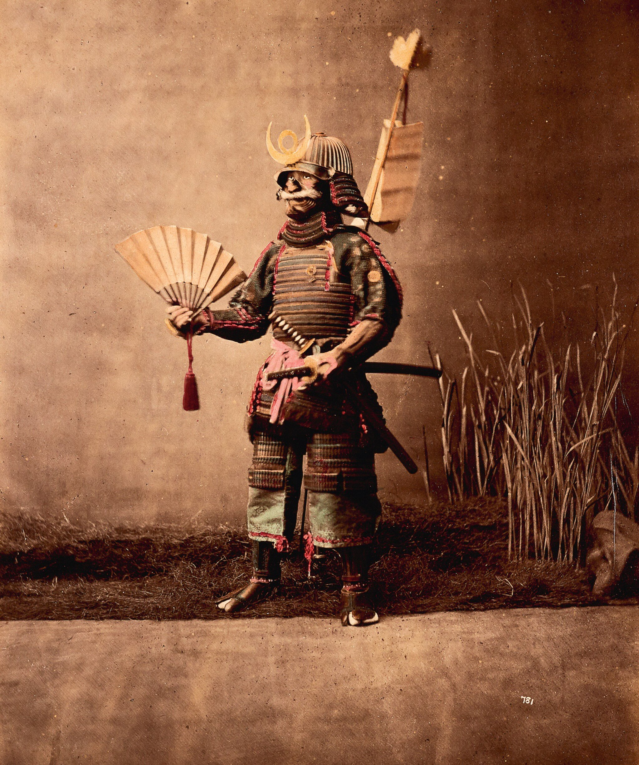 View full screen - View 1 of Lot 233. Stillfried and Anderson. Album of photographs of Japan. circa 1880.