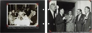 "View 6. Thumbnail of Lot 49. Sylvia Plath | Family photograph album (""The Hughes family Album""), 1957-1962."