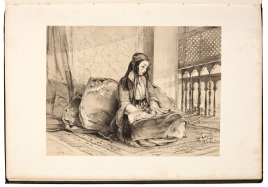 View 2. Thumbnail of Lot 191. Lewis | Illustrations of Constantinople, [1838].