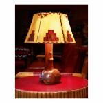THOMAS MOLESWORTH   TABLE LAMP
