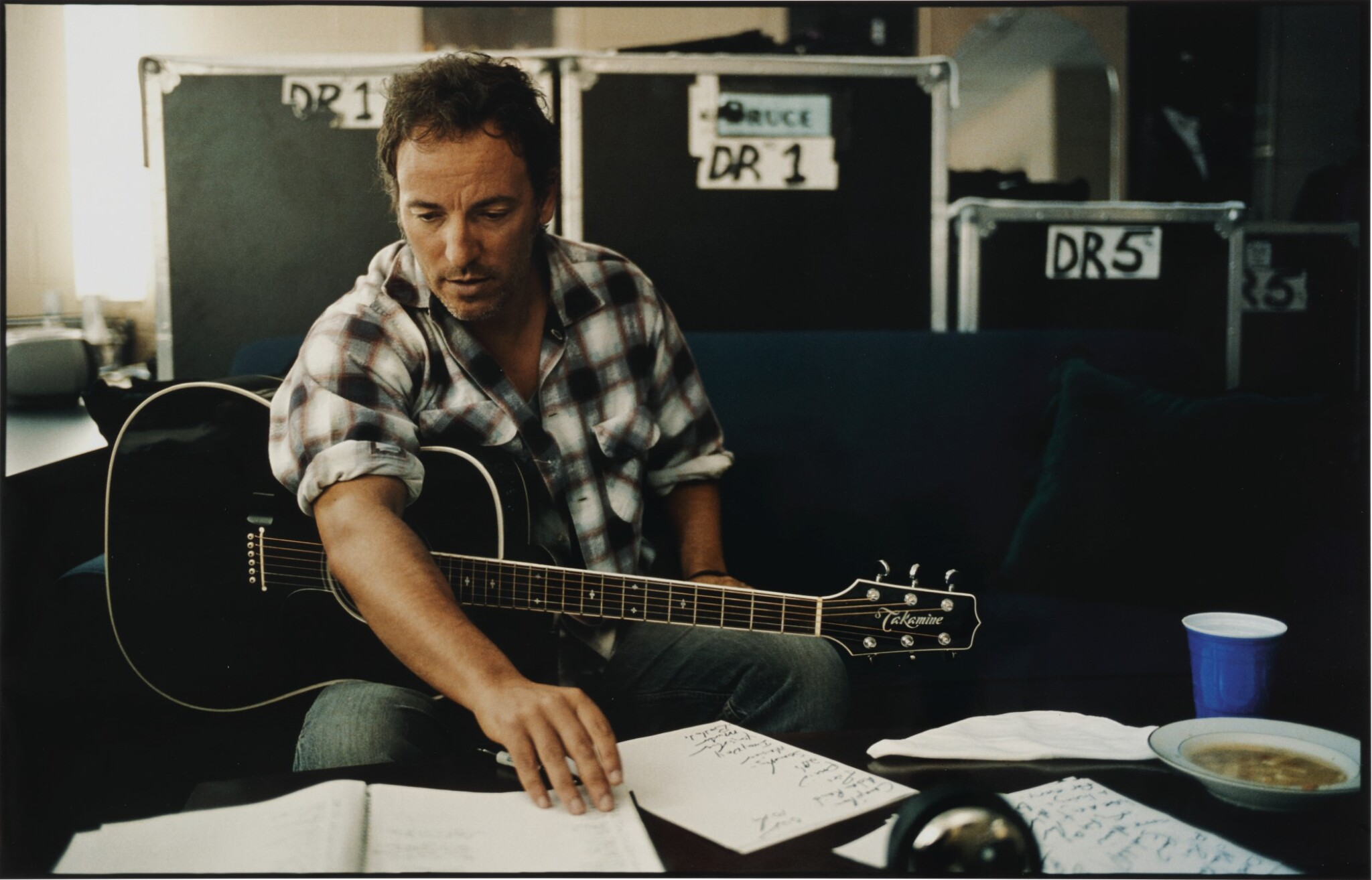 View full screen - View 1 of Lot 22. ANNIE LEIBOVITZ | 'BRUCE SPRINGSTEEN'.