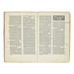 SEFER MITSVOT HA-GADOL (THE GREAT BOOK OF COMMANDMENTS), RABBI MOSES BEN JACOB OF COUCY, VENICE: DANIEL BOMBERG, 1522