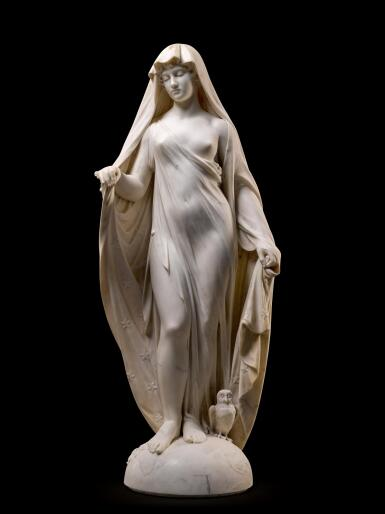 ITALIAN OR BRITISH, 19TH CENTURY | GODDESS OF THE NIGHT