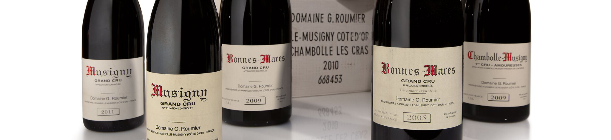 The Pristine Burgundy Collection