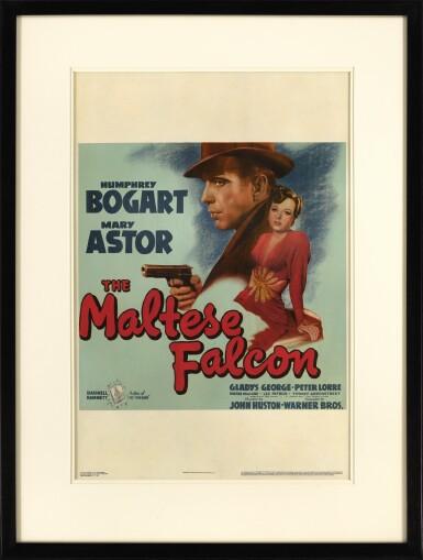 THE MALTESE FALCON (1941) POSTER, US