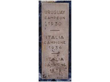 1970 World Cup Jules Rimet Trophy Presented to Pele