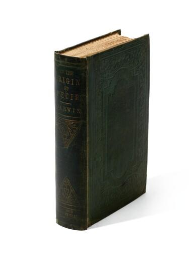DARWIN | On the Origin of Species, 1859