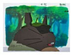 MY NEIGHBOR TOTORO BY STUDIO GHIBLI 龍貓 by 吉卜力工作室 | TOTORO ANIMATION CEL 龍貓動畫手稿