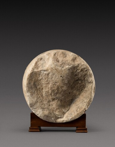 View 4. Thumbnail of Lot 134. Northern Italian, 16th century | Relief roundel with an Emperor.