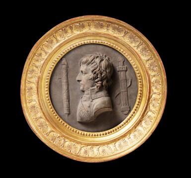 View 1. Thumbnail of Lot 12. Napoléon Bonaparte as First Consul   Napoléon Bonaparte, Premier Consul.