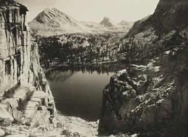 View 7. Thumbnail of Lot 91. 'Parmelian Prints of The High Sierras'.