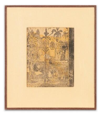View 2. Thumbnail of Lot 26. Noa Noa (The Small Plate) (G. 47; K. 34).