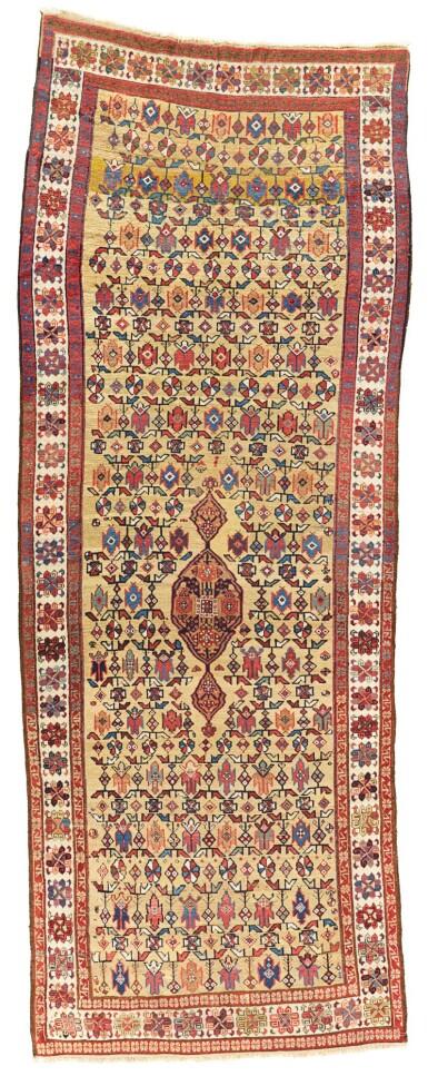 A NORTHWEST PERSIAN OR AZERBAIJAN GALLERY CARPET