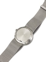 PATEK PHILIPPE   'CONVERTIBLE' REF 3418 A STAINLESS STEEL BRACELET WATCH MADE IN 1961