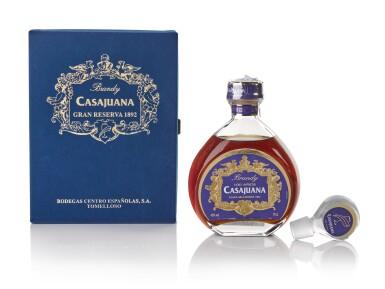 Casajuana Gran Reserva 1892 40.0 abv NV