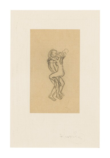 FRANTIŠEK KUPKA | EROTIC DRAWINGS: FOUR WORKS