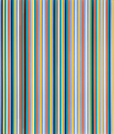 BRIDGET RILEY | COOL EDGE