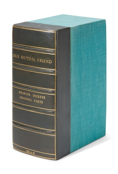 Dickens, Our Mutual Friend, 1864-1865, first edition in the original 19/20 parts