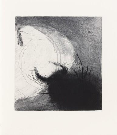 View 2. Thumbnail of Lot 136. La Solitude Sonore du Toreo. Éditions du Solstice 2015. 8 gravures en noir. 1/100 nominatifs.