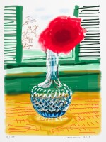 DAVID HOCKNEY R.A. | IPAD DRAWING 'NO. 281', 23RD JULY 2010