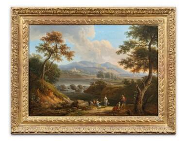 View 2. Thumbnail of Lot 185. A Landscape.