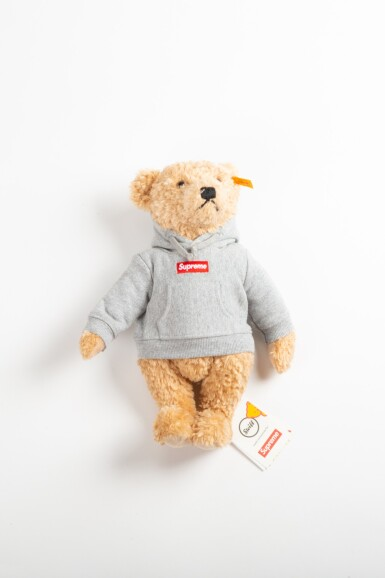 View 2. Thumbnail of Lot 41. SUPREME BRILLO PAD, TEDDY BEAR & PATCH [3 PIECES].