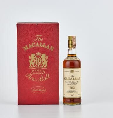 The Macallan Single Malt Special Selection 1964 (1 BT)