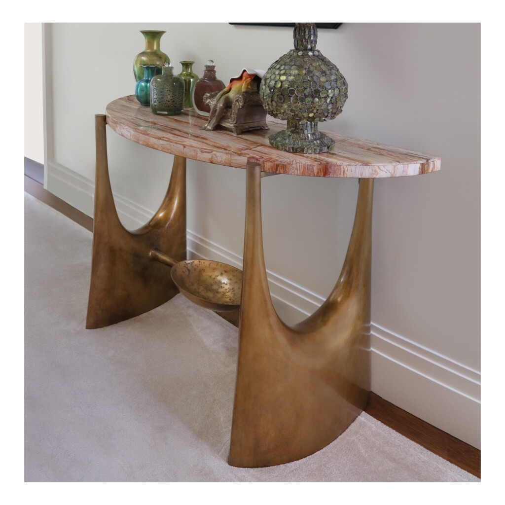 PHILIPPE HIQUILY | CONSOLE TABLE