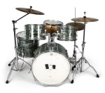 """[QUESTLOVE] 60'S ERA 5-PIECE DRUM KIT AS USED LIVE AND IN STUDIO BY AHMIR """"QUESTLOVE"""" THOMPSON"""