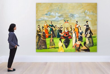 View 3. Thumbnail of Lot 222. GEORGE CONDO | UNTITLED.