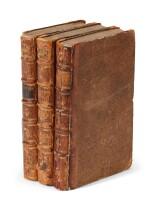 Zorn, ed., and [Jacquin] | Dreyhundert auserlesene Amerikanische Gewachse, 1785-88, 3 volumes