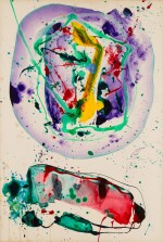 SAM FRANCIS | SANS TITRE [UNTITLED]
