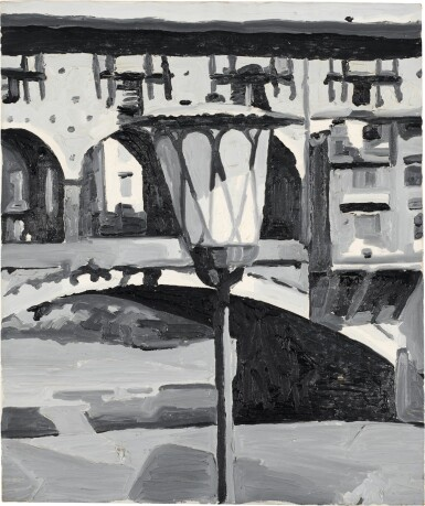 View 1. Thumbnail of Lot 831. MARTIN KIPPENBERGER | UNTITLED (FROM THE SERIES UNO DI VOI, UN TEDESCO IN FIRENZE).