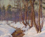 WALTER LAUNT PALMER | THE UPLAND STREAM
