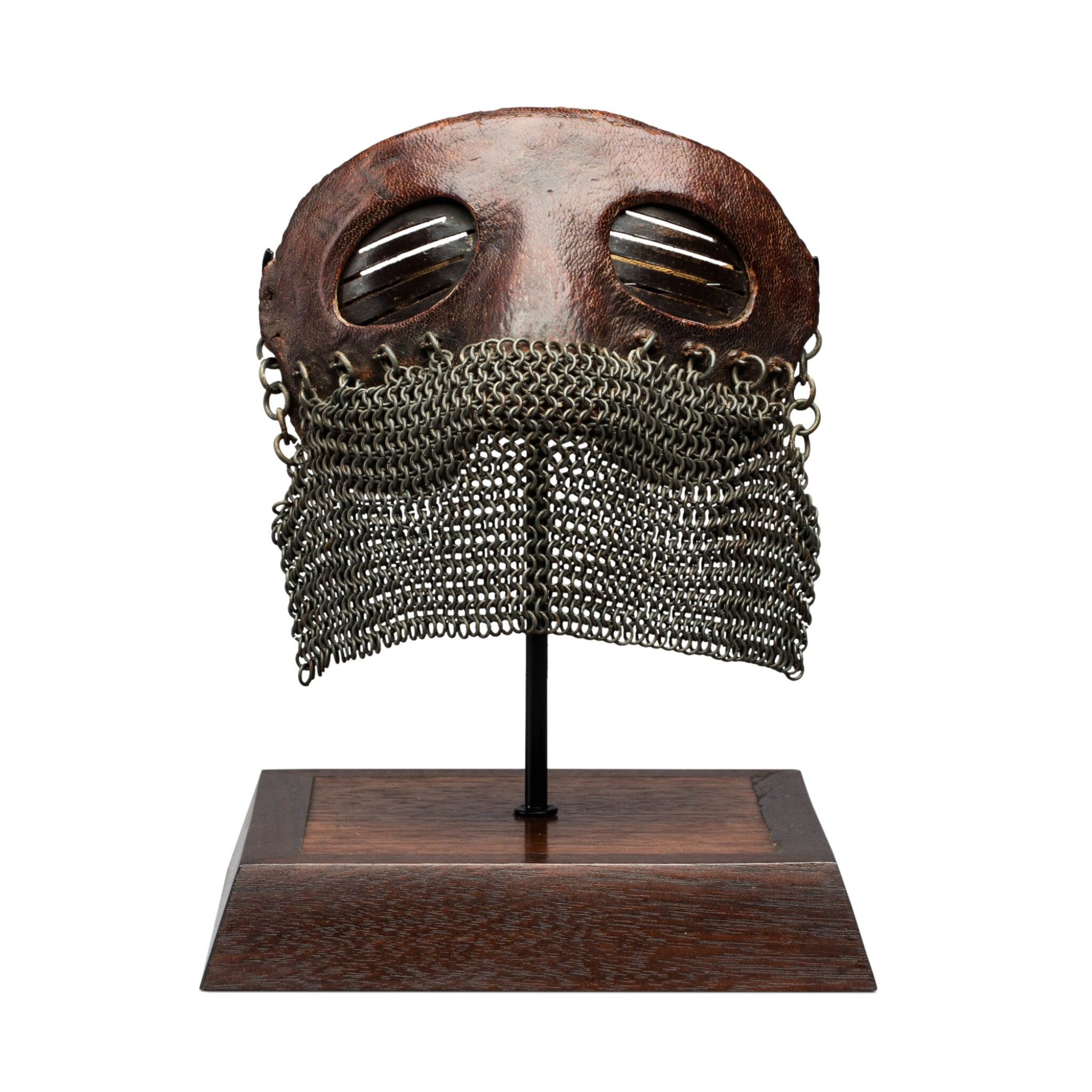 View full screen - View 1 of Lot 121. Ministry of Defence, 1914-1918 | British First World War Anti-Splinter Tank Mask.