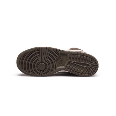 View 10. Thumbnail of Lot 1. Leonard Hilton McGurr 'Futura' | Nike Dunk High Pro SB 'FLOM' | Size 8.