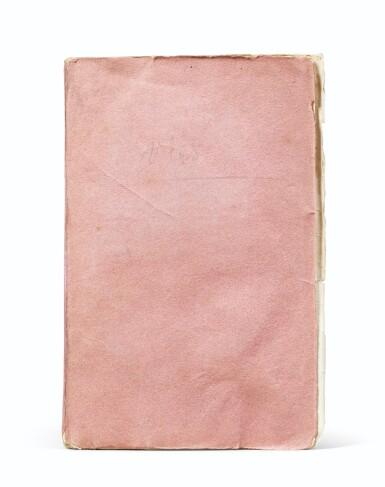 View 2. Thumbnail of Lot 171. Vies de Haydn... 1817. Broché. Exemplaire tel que paru, avec un envoi autographe à Camillo Ugoni..