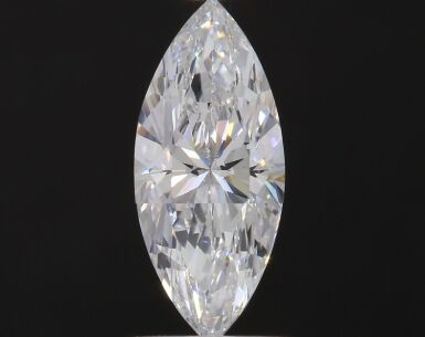 A 1.03 Carat Marquise-Shaped Diamond, D Color, VVS1 Clarity