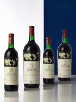 Château Mouton Rothschild 1986  (6 MAG)