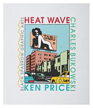 KEN PRICE   HEAT WAVE