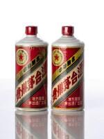 1982年產金輪牌內銷貴州茅台酒 Kweichow Moutai 1982 (2 BT50)