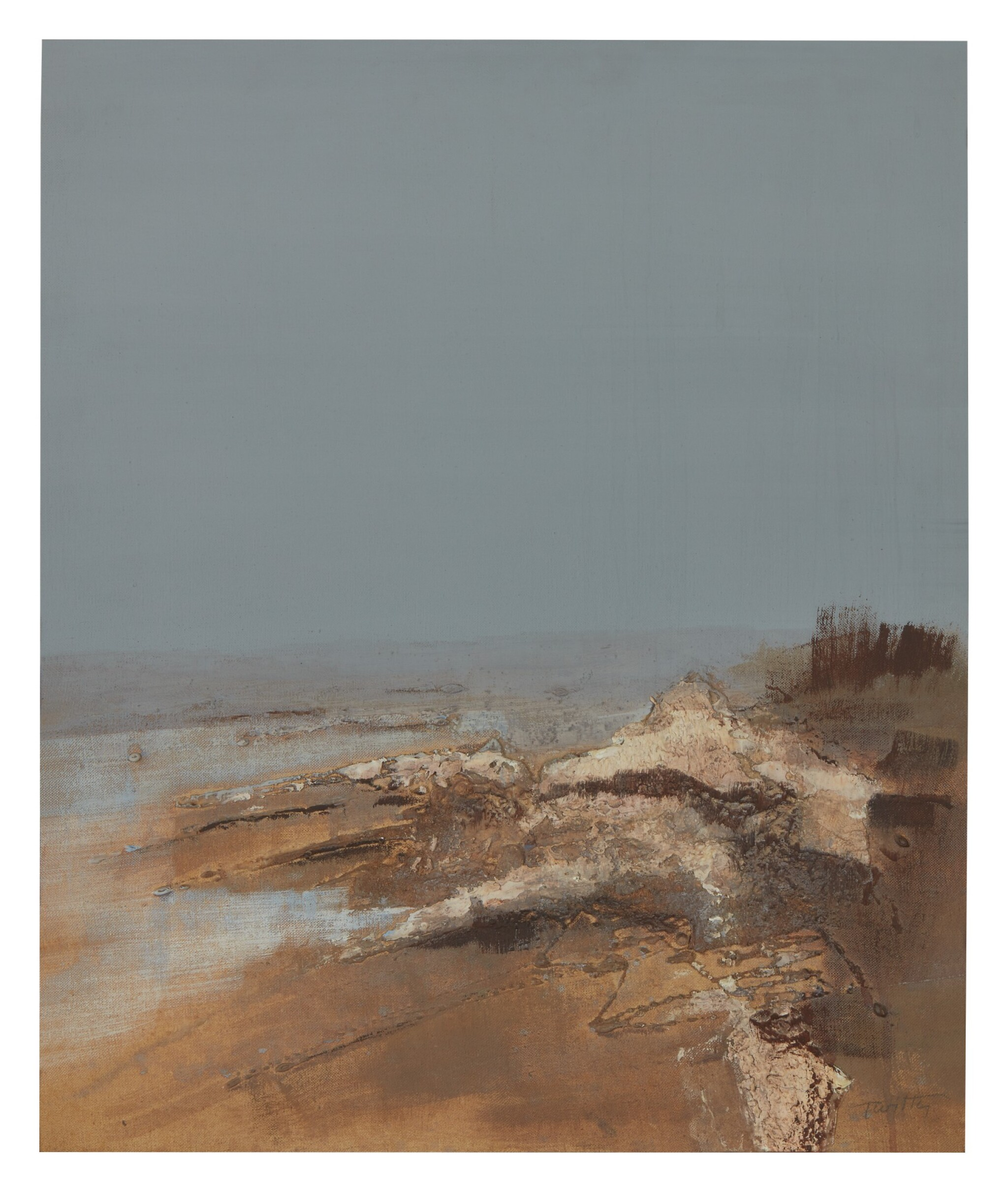 View full screen - View 1 of Lot 582. JAMES TWITTY   TIDAL #6.