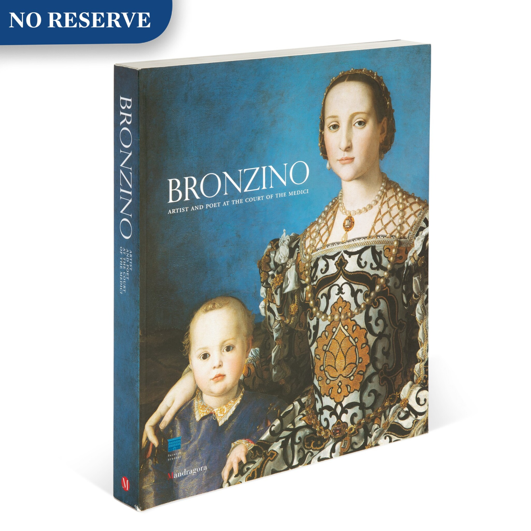 A Selection of Books on Agnolo Bronzino and Alessandro Allori