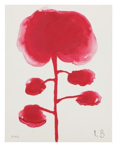 LOUISE BOURGEOIS   LES FLEURS (MOMA 698)