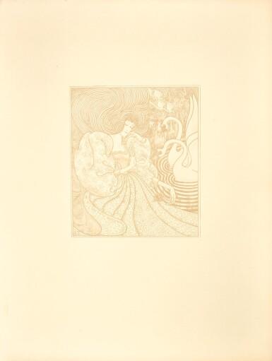 PORTFOLIO  LES PEINTRES-GRAVEURS (CF. JOHNSON PP. 127-155)