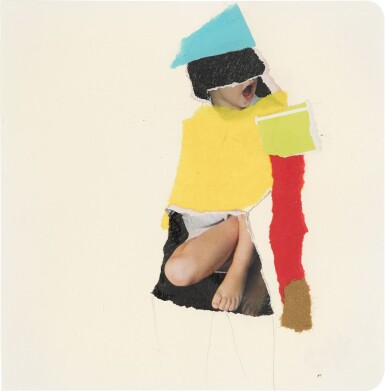 View 12. Thumbnail of Lot 801. DEBORAH ROBERTS | THE HISTORY OF EVERYTHING, PART THREE.