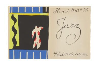 View 1. Thumbnail of Lot 44. HENRI MATISSE | JAZZ (DUTHUIT BOOKS 22).