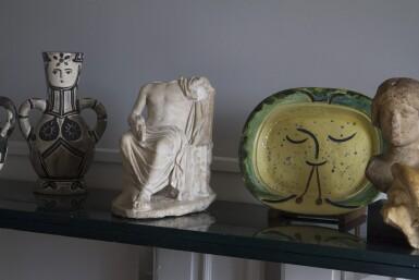View 7. Thumbnail of Lot 12. Vase deux anses hautes (A. R. 213).
