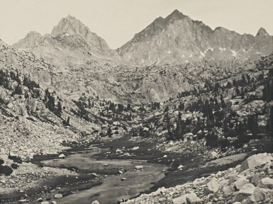 View 10. Thumbnail of Lot 47. The Sierra Club Outing, 1930.